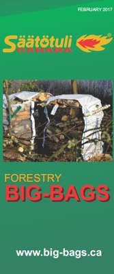 Brochure of our forestry big-bags