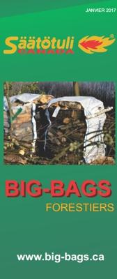 Brochure sur les big-bags forestiers