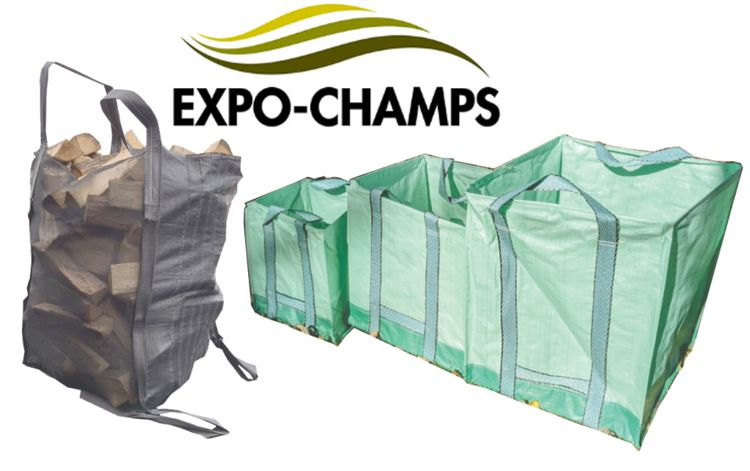 Come to see our big bags at the ExpoChamps 2021 event